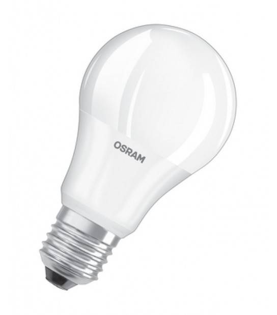 Ampoule LED OSRAM PARA ADV CLA60 840 E27 dépolie Dimmable - 369931 - CYBER WEEK - siageo-led.com