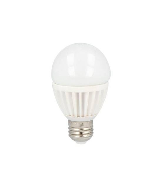 Ampoule LED E27 G45 6.5W 600Lm (équiv 48W) Blanc Chaud LED Line - 247590 - CYBER WEEK - siageo-led.com