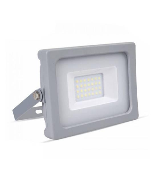 Projecteur LED SMD 20W rendu 100W Blanc chaud 3000K V.2017 ref 5703 par V-TAC - PROJECTEUR MURAL - siageo-led.com