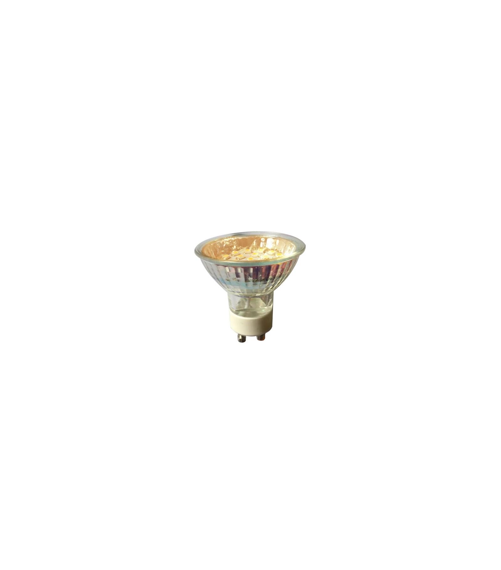 Mr16 Led Orange: Ampoule LED GU10 MR16 1W (équiv 10W) Orange 120° IP20