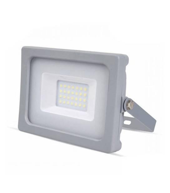 Projecteur LED 10w IP65 800lumens SMD 6400K V-TAC - 432 - PROJECTEUR JARDIN - siageo-led.com