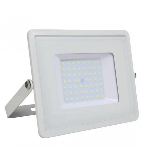 Projecteur LED SMD 50w IP65 4000lm 6400K V-TAC - 411 - PROJECTEUR MURAL - siageo-led.com