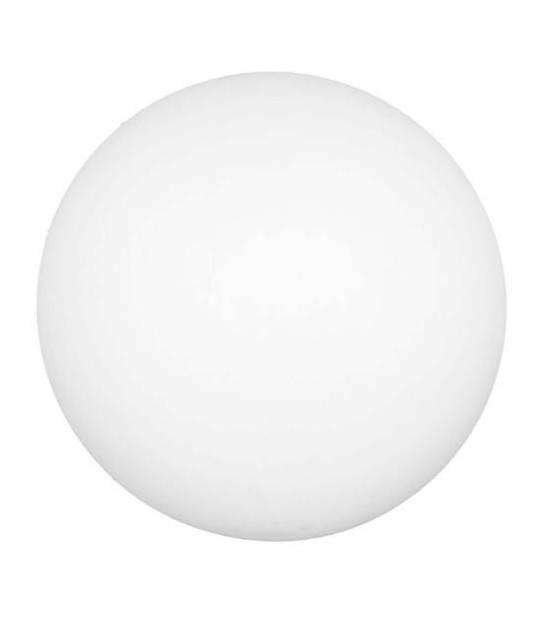 Sphère ROUND 50 4W PLATINE LED IP44 RGB extérieur Garden lights ampoule fournie - 2576061 - SPHERE JARDIN - siageo-led.com