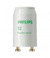 Starter PHILIPS S2 4-22W SER 220-240V WH EUR/12X25CT - 697509 - ACCESSOIRES - siageo-led.com