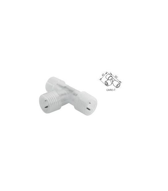 connecteur en T pour cordon lumineux gamme GIVRO IP44 Kanlux - 8641 - ACCESSOIRES - siageo-led.com