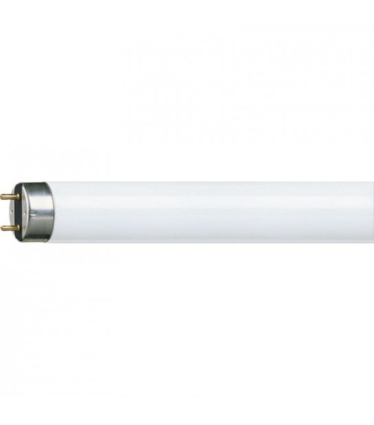 Tube fluorescent PHILIPS MASTER TL-D SUPER 80 18W/830 1SL/25 - 631657 - CYBER WEEK - siageo-led.com
