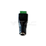 Connecteur pour ruban LED DC femelle V-TAC - 3512