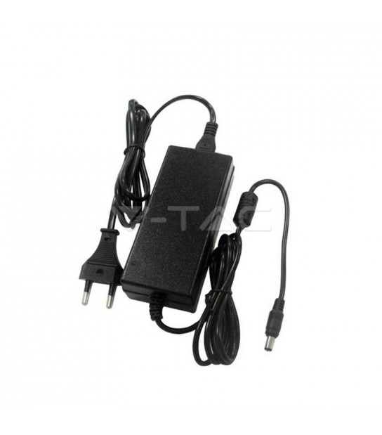 Transformateur ruban led 78W 12V 6.5A IP44 V-TAC - 3240 - TRANSFORMATEUR SPECIAL LED - siageo-led.com