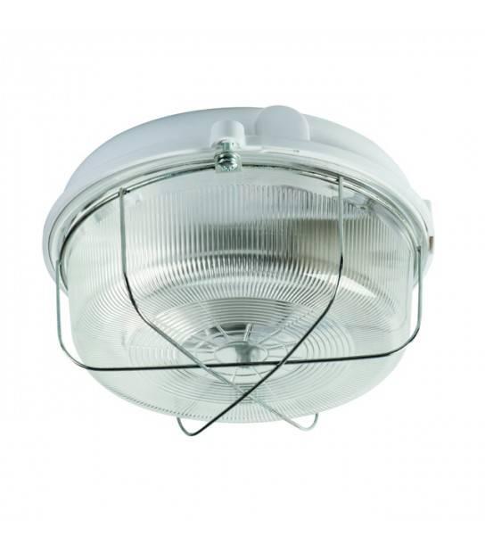 Plafonnier hermétique en verre avec Globe en verre KANLUX - 70525 - CYBER WEEK - siageo-led.com