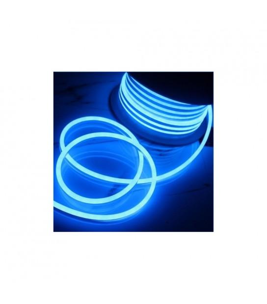 NeonFlex Bleu 24v 8w IP65 400lm 10mètres V-TAC - 2515 - CYBER WEEK - siageo-led.com