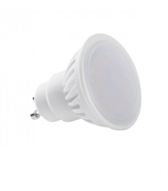 Ampoule LED SMD TEDI Maxx GU10 9W 220V 900lm 3000K Blanc Chaud KANLUX - 23412 - AMPOULE GU10 - siageo-led.com