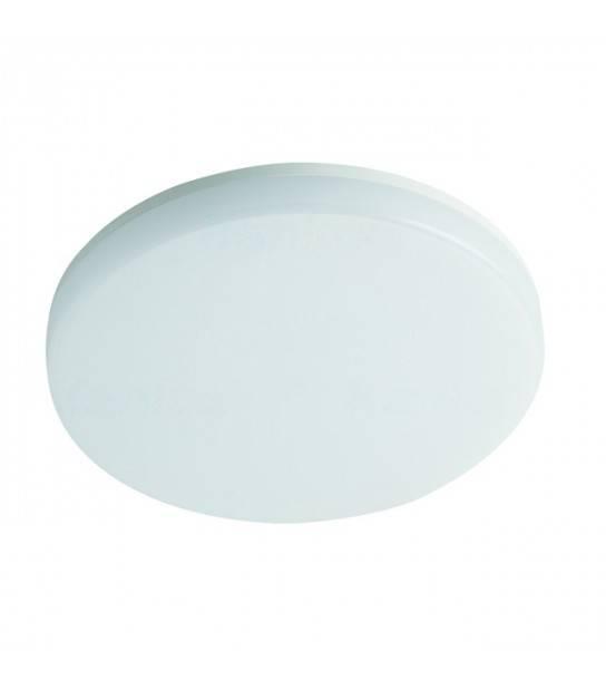 Luminaire LED plafonnier 220-240V Blanc neutre 24W IP54 2280lm 4000K KANLUX - 26445 - PLAFONNIER - siageo-led.com
