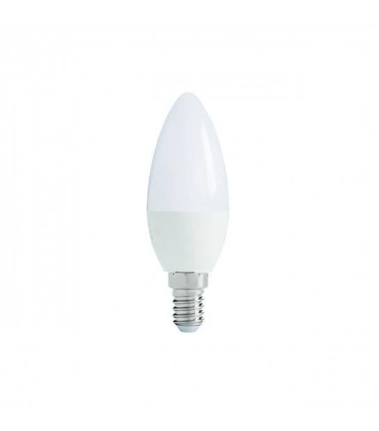 Ampoule IQ-LED SMD C37 E14 220-240V 7.5W Equi 61W 830LM 6500K Blanc Froid KANLUX - 27299 - AMPOULE E14 - siageo-led.com
