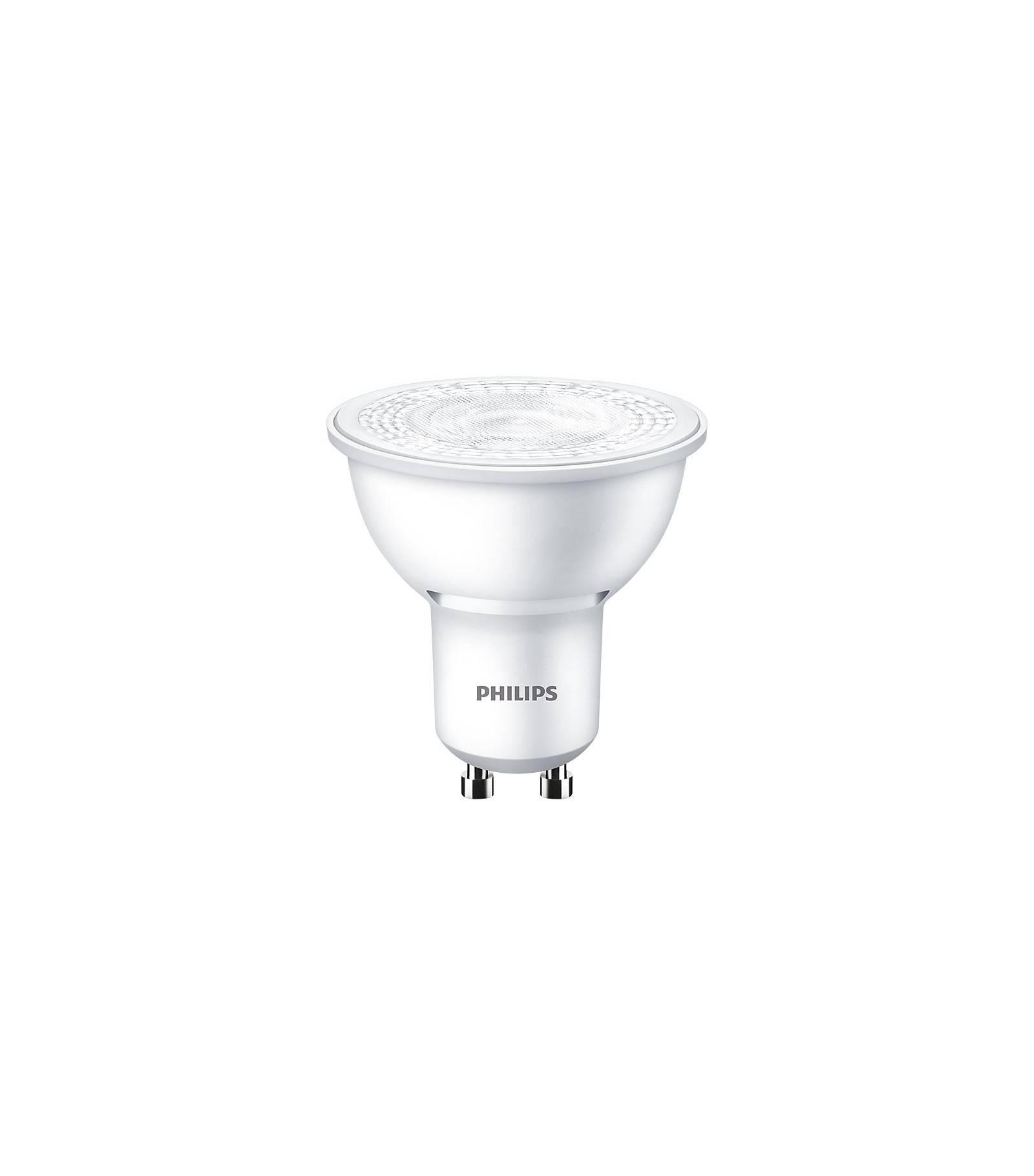 Ampoule Philips Led 4000k 220v Neutre Corepro Gu10 7w 730lm 81335500 100w Blanc OPTlikwXZu