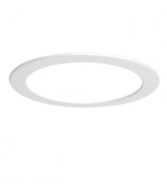 Spot encastrable rond Ultra Fin 18W 1400LM Blanc Neutre 4000K 110°XANLITE - KSDOP1400RCW - CYBER WEEK - siageo-led.com
