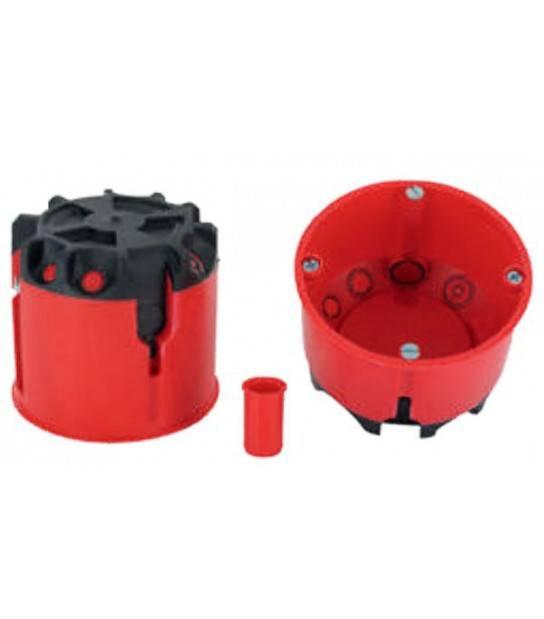 Boitier encastrement de cloison sèche Protection anti-Feu EI90 K D.68 P.49 BLM - 689509 - BOITIER ENCASTREMENT DERIVATION - siageo-led.com