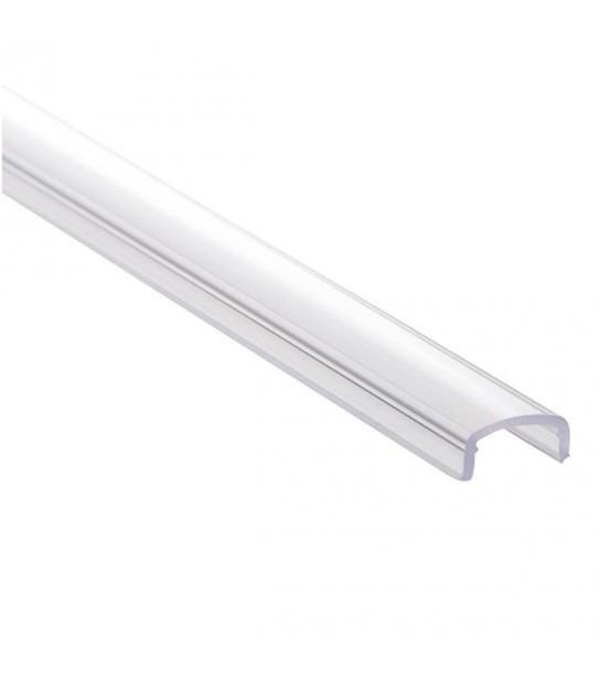Diffuseur SHADE A transparent 1 mètre pour profilé aluminium PROFILO A KANLUX - 19170 - CYBER WEEK - siageo-led.com