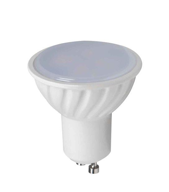 Ampoule LED GU10 SMD TOMI 5W 360Lm (équiv 33W) Blanc Chaud 120° KANLUX - GU10 - siageo-led.com