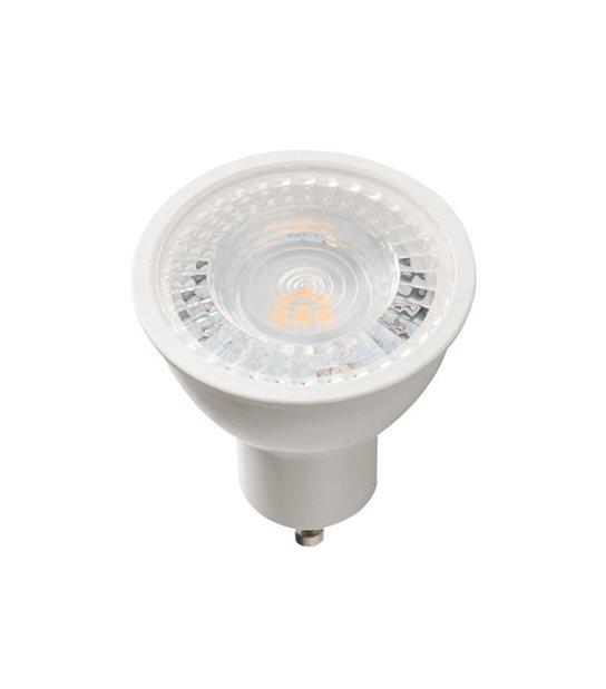 Ampoule LED SMD 7W PRO SERIE GU10 Blanc chaud 2700K Design blanc Kanlux - GU10 - siageo-led.com