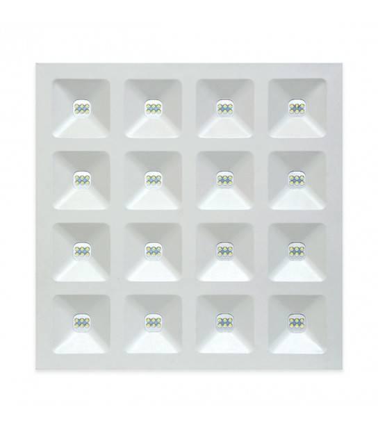 Panneau LED Carré DIORA 220V 15-36W 4000K 2250-5040LM LEDLINE - 244193 - PLAFONNIER SPOT LED - siageo-led.com