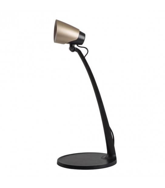 Lampe de Table SARI LED B-CH 220V 4.5W 270LM KANLUX - 27980 - ECLAIRAGE DECORATIF - siageo-led.com