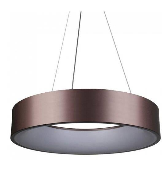 Luminaire à suspension LED Dimmable Brun 20W 3000K 1500LM V-TAC - 3994 - PLAFONNIER & SUSPENSION DESIGN - siageo-led.com