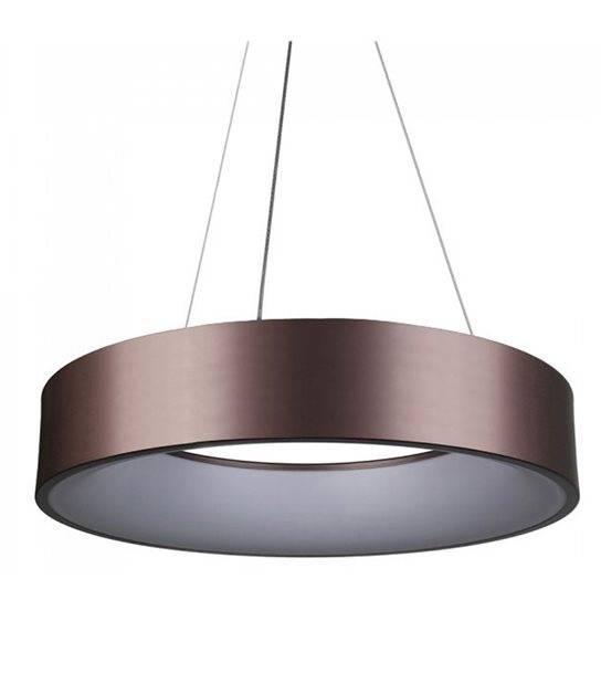 Luminaire à suspension LED Dimmable Brun 30W 3000K 2250LM V-TAC - 3997 - PLAFONNIER & SUSPENSION DESIGN - siageo-led.com