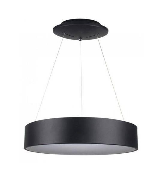 Luminaire à suspension LED Dimmable Noir 20W 3000K 1500LM V-TAC - 3993 - PLAFONNIER & SUSPENSION DESIGN - siageo-led.com