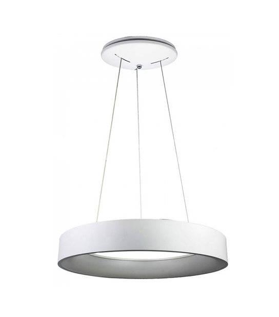 Luminaire à suspension LED Dimmable Blanc 30W 3000K 2250LM V-TAC - 3995 - PLAFONNIER & SUSPENSION DESIGN - siageo-led.com