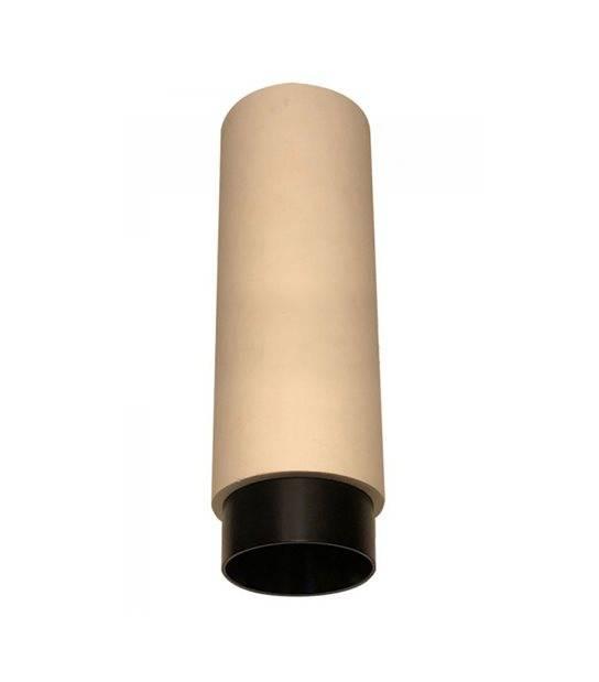 Luminaire à suspension en plâtre Blanc et Noir GU10 V-TAC - 3112 - En Plâtre - siageo-led.com