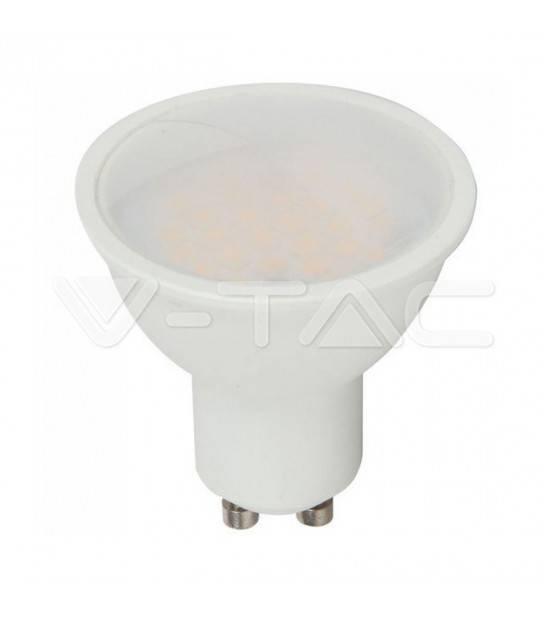 Ampoule LED SMART WIFI RGB DIMMABLE 220V E27 4,5W 300LM V-TAC - 2755 - GU10 - siageo-led.com