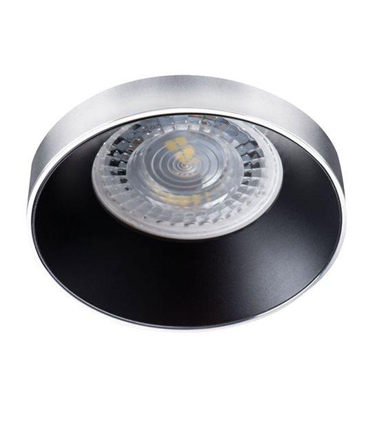 Spot Encastrable SIMEN DSO SR/B Chrome et Blanc MR16 IP20 KANLUX - 29143 - ENCASTRABLE - siageo-led.com