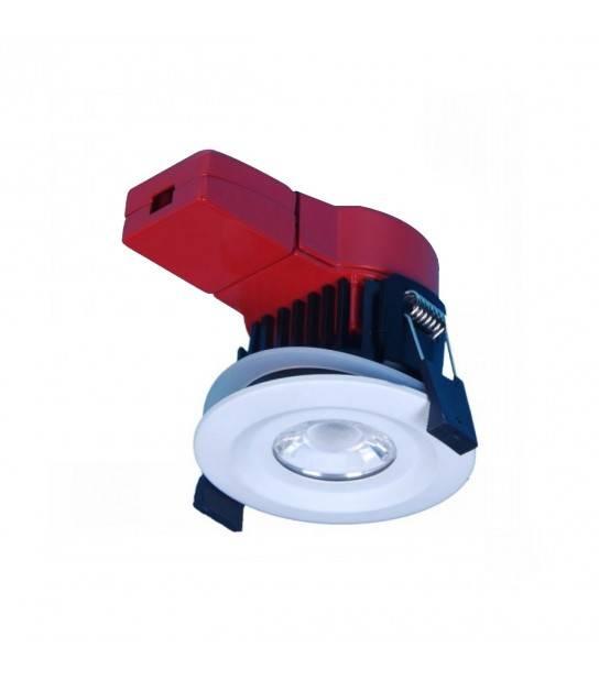 Spot encastrable Downlight anti-feu 8W dimmable avec capteur Blanc Chaud/Neutre/Froid V-TAC - 881 - ANTI-FEU - siageo-led.com