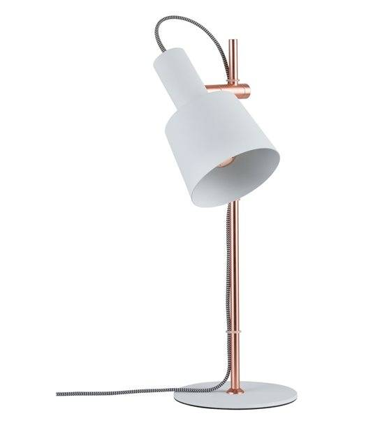 Lampe de table HALDAR de table max 1x20 PAULMANN - 79658 - ECLAIRAGE DECORATIF - siageo-led.com
