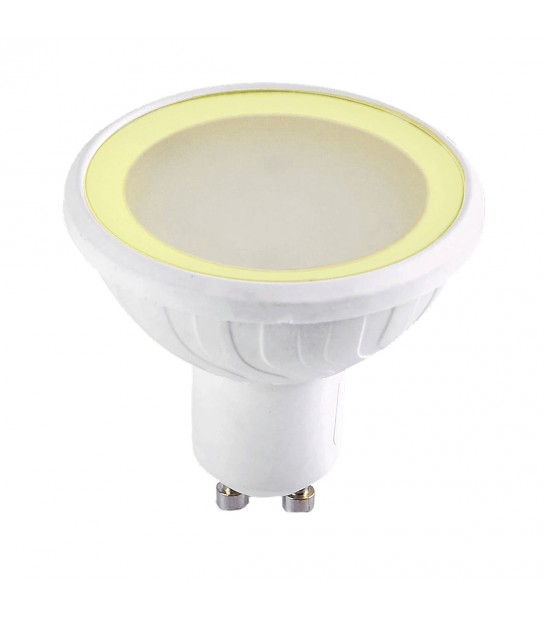 Ampoule LED GU10 MR20 Dimmable SMD 4W 320Lm (équivalent 35W) Blanc Chaud EASY CONNECT - 67848 - AMPOULE GU10 - siageo-led.com