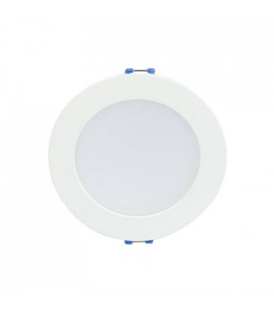 Spot LED Encastrable 220V 7W 600LM IP44 Dimmable BBC RT2012 - ROBUS RC7W723-01 - BBC RT2012 - siageo-led.com