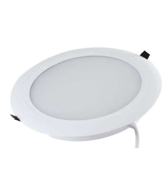 Downlight à LED SMD Blanc Neutre 18W 220V 1500 LM - ARCOTEC LP6001 - DOWNLIGHT - siageo-led.com