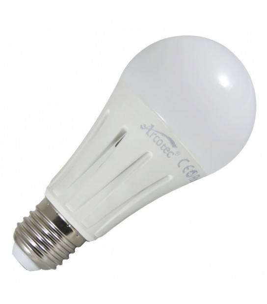 Ampoule LED SMD 220V E27 15W 1450LM Blanc Chaud - ARCOTEC L602715 - AMPOULE E27 - siageo-led.com