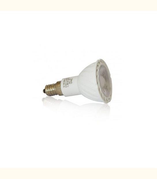 Ampoule led E14 4 watt (eq. 40 watt) - Couleur - Blanc chaud 3000°K - OLD-LEDFLASH - siageo-led.com
