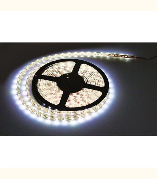Bandeau LED 12 Volt 24 watt étanche IP65 - Couleur - Blanc chaud 2700°K - OLD-LEDFLASH - siageo-led.com