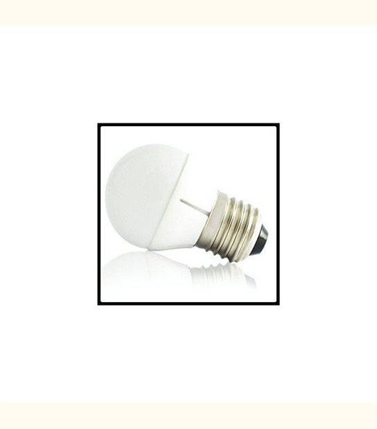 Ampoule led E27 Bulb 6 watt (eq. 40 watt) Dimmable - Couleur - Blanc froid 6000°K - OLD-LEDFLASH - siageo-led.com