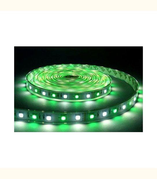 Bandeau LED 24 volt RGB+blanc 72 watt - Couleur - RGB + Blanc, Indice de Protection - 20 - OLD-LEDFLASH - siageo-led.com