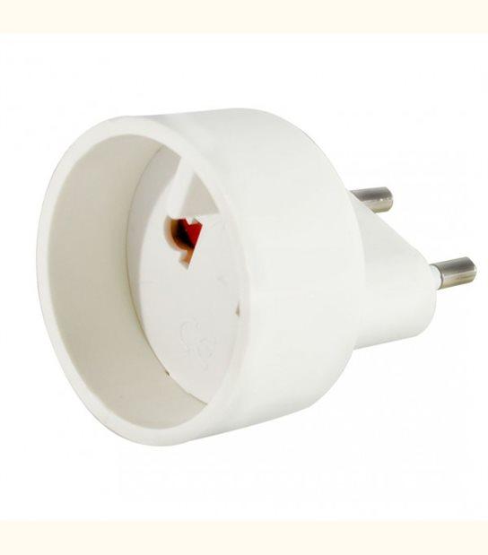 Adaptateur prise 220 volt réducteur - OLD-LEDFLASH - siageo-led.com