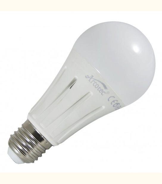Ampoule led E27 15 watt (eq. 90 watt) - Couleur - Blanc neutre 4000°K - OLD-LEDFLASH - siageo-led.com