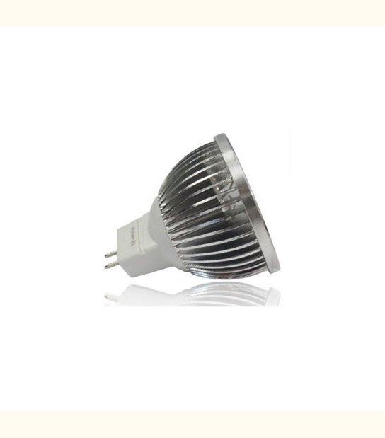 Spot led GU5.3 COB couleur - 5 watt dimmable - Couleur - Vert - OLD-LEDFLASH - siageo-led.com