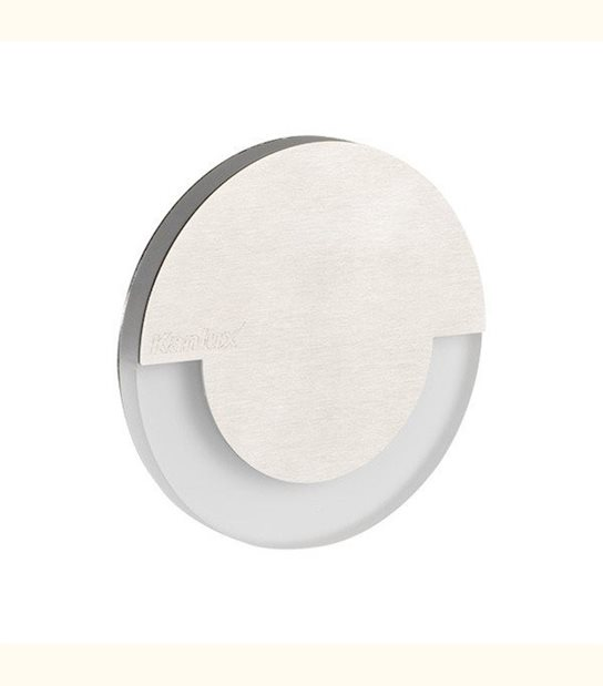 Applique led murale ronde 1 watt - Couleur - Blanc froid 6500°K - OLD-LEDFLASH - siageo-led.com