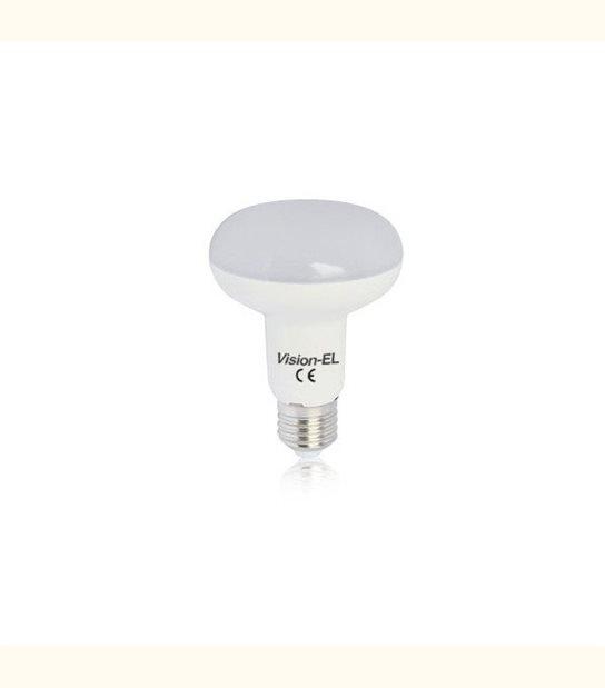 Ampoule led R80 E27 10 watt (eq. 90 watt) - Couleur - Blanc neutre 4000°K - OLD-LEDFLASH - siageo-led.com
