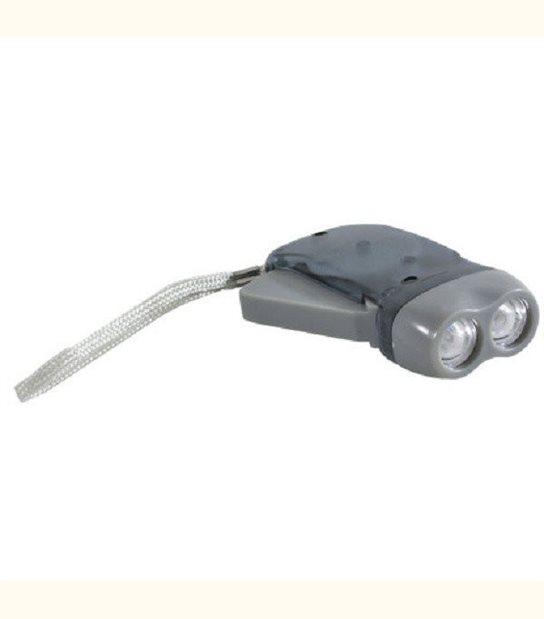 Lampe de poche dynamo led - OLD-LEDFLASH - siageo-led.com