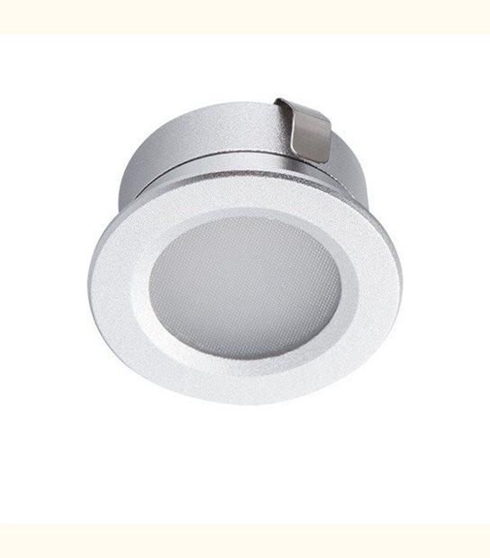 Spot led étanche encastrable 1 watt IP65 - Couleur - Blanc froid 6500°K - OLD-LEDFLASH - siageo-led.com