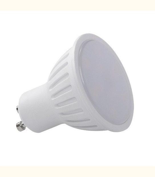 Spot LED SMD GU10 3W (eq. 25 W) - 120° Dimmable - Couleur - Blanc neutre 4000°K - OLD-LEDFLASH - siageo-led.com
